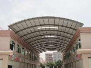 膜结构通道