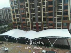 潍坊金马小区车库通道