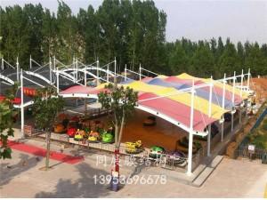 淄博玉黛湖乐园景观膜结构